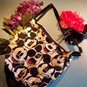 Mickey mouse bucket bag
